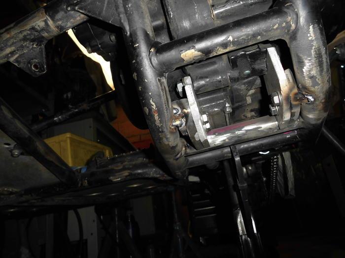 Enduro Gespann VMC mit Yamaha XT 500 Motor 13724623hb