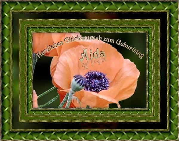 Happy Birthday Aida 13829435zm