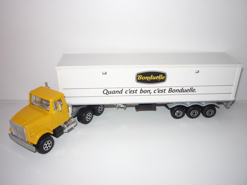 "N°3055 White RoadBoss II 1x 40"" Container 14213865sr"