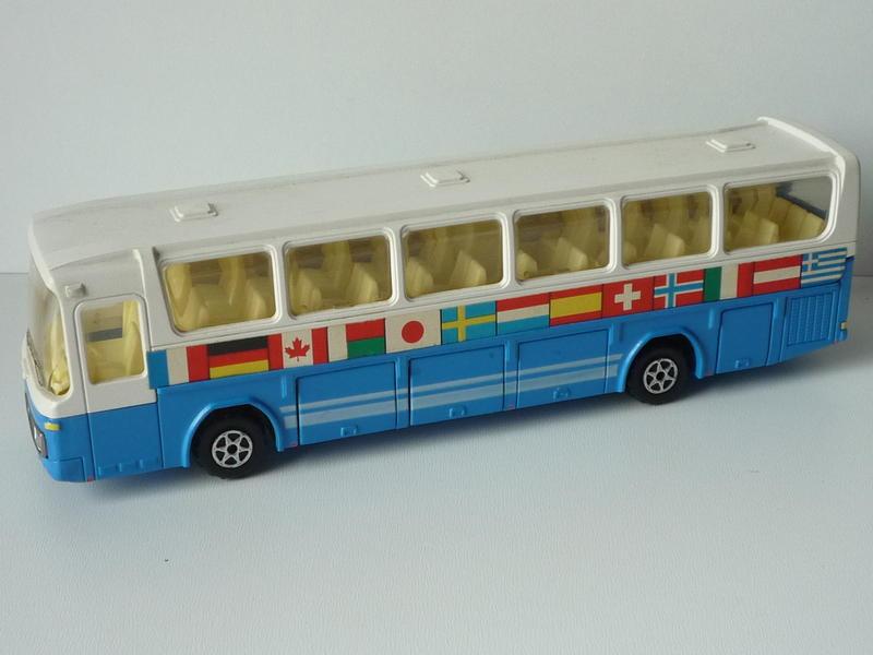 N°3064 Mercedes O303 Autocar 14695966dp