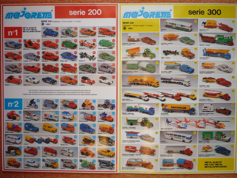 1981 DIN-A-4 Catalogue 14732881sa