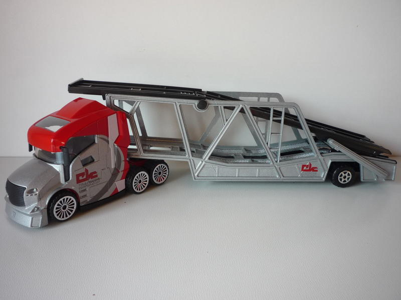 N°3071 Future Truck Transport Autos 14770357qo
