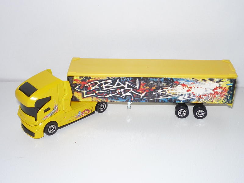 N°340 Concept Truck Container 14972478aq