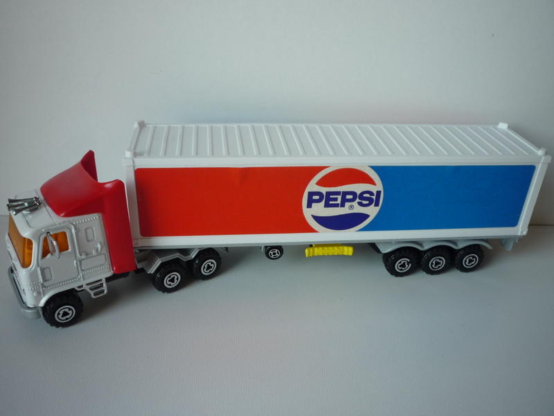 """N°3068 / 3055 GMC Astro95 1x40"""" Container 15606598zv"""