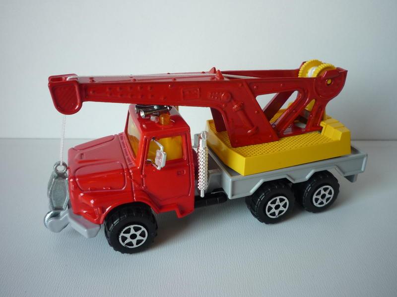 N°3011 / 3026 / 4508 Ford L Dèpanneuse 15808531ud