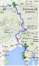 Bewegungsfahrt 2013 Der Reisebericht. 16187734vd
