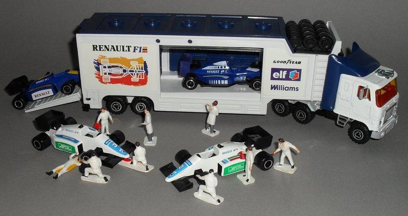 N°3065 GMC Astro95 Formula-1 Trans 16216304mj