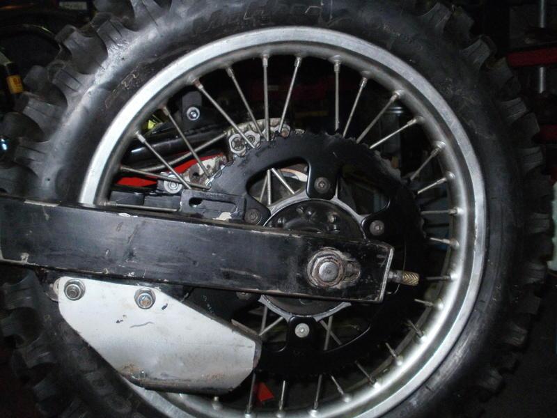 Enduro Gespann VMC mit Yamaha XT 500 Motor 16318717uv