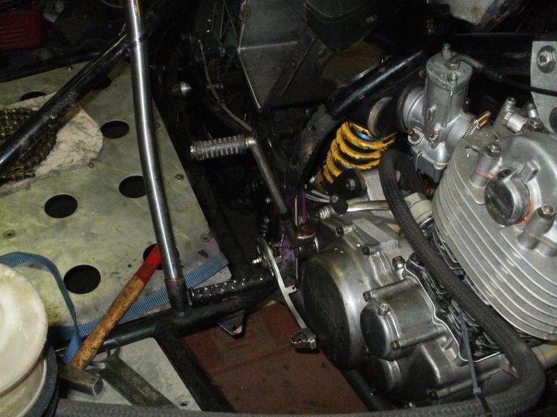 Enduro Gespann VMC mit Yamaha XT 500 Motor 16318807ig