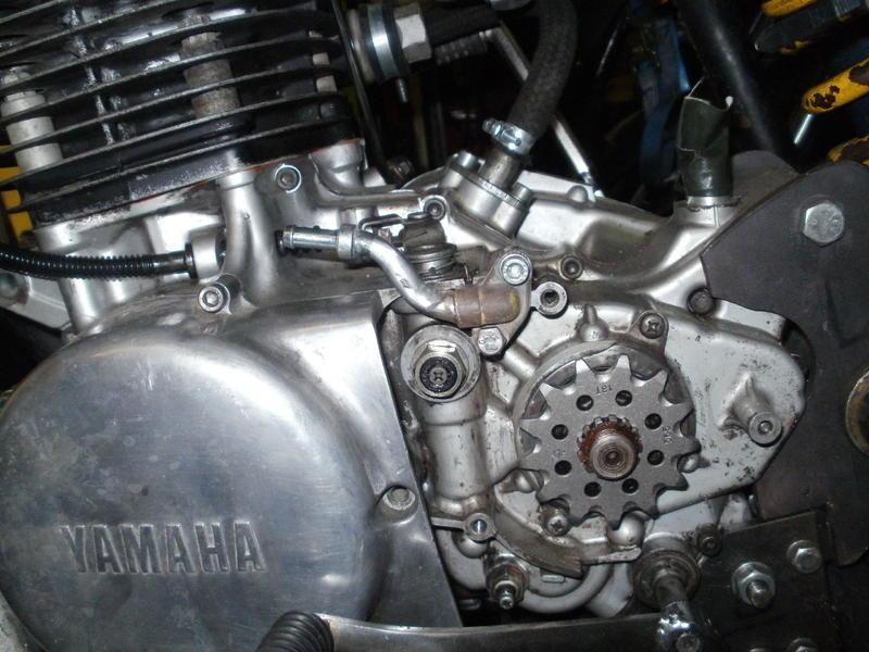 Enduro Gespann VMC mit Yamaha XT 500 Motor 16426702nw