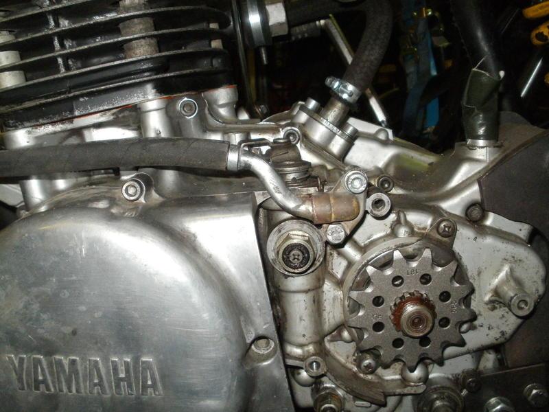 Enduro Gespann VMC mit Yamaha XT 500 Motor 16426703wu