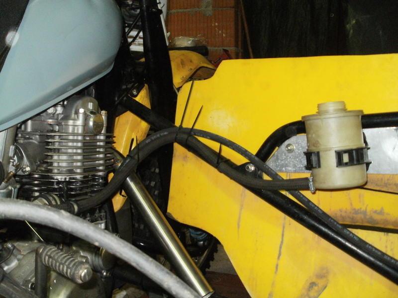 Enduro Gespann VMC mit Yamaha XT 500 Motor 16426707uj