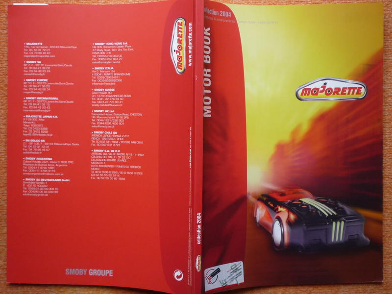 2004 DIN-A-4 Catalogue 16846727sg
