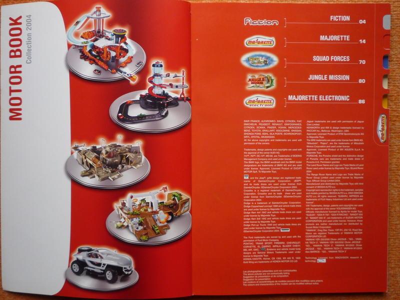 2004 DIN-A-4 Catalogue 16846728mj