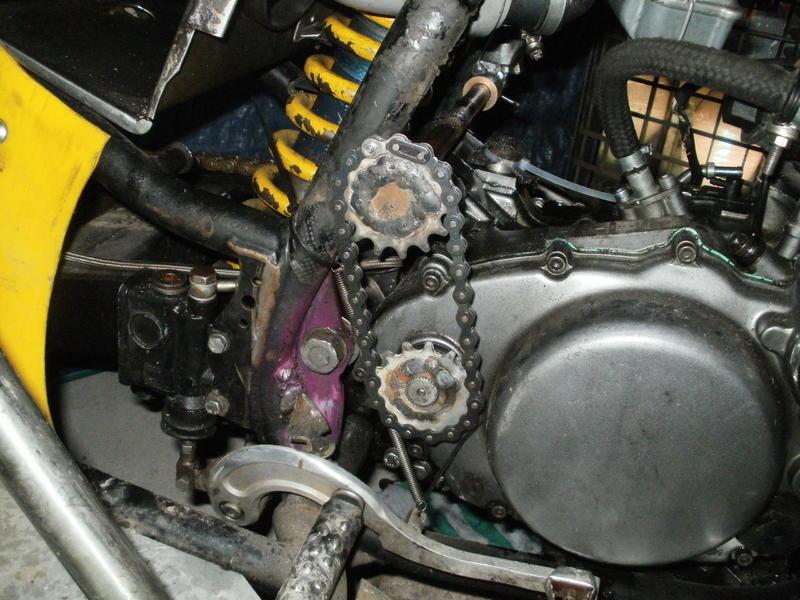 Enduro Gespann VMC mit Yamaha XT 500 Motor 16961542as