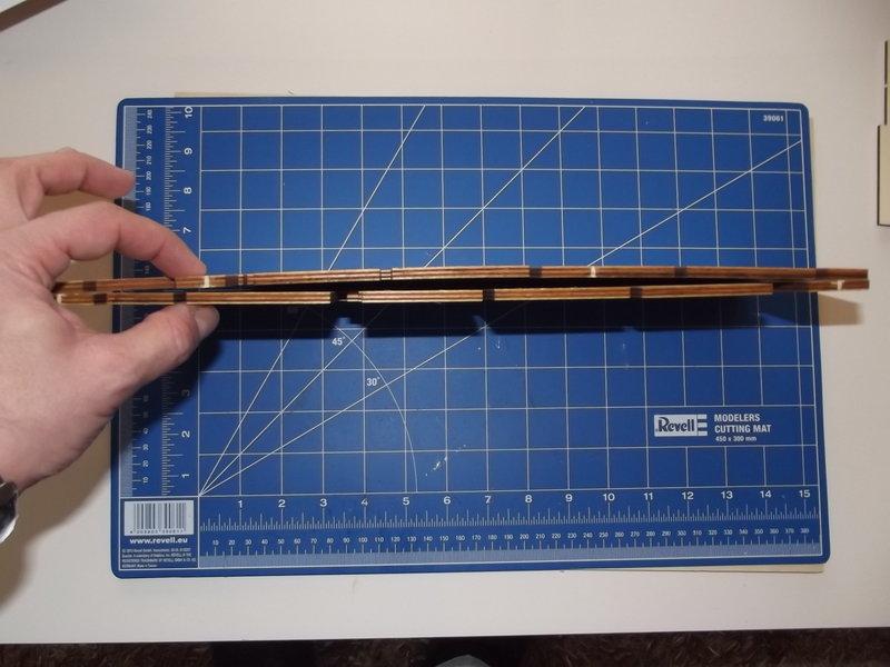 San Ildefonso -- OcCre Holzbausatz im Maßstab 1:70 17501299yi