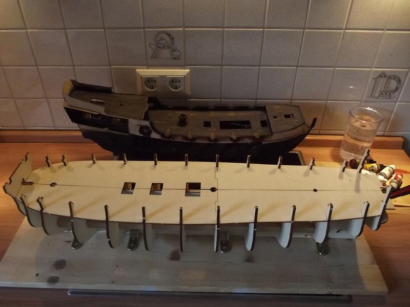San Ildefonso -- OcCre Holzbausatz im Maßstab 1:70 17523717ki