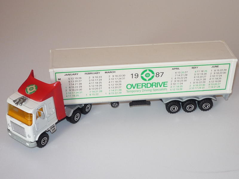 """N°3068 / 3055 GMC Astro95 1x40"""" Container 18081289bk"""