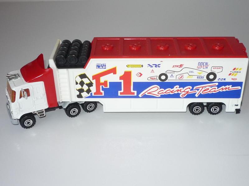 N°3065 GMC Astro95 Formula-1 Trans 18123200je