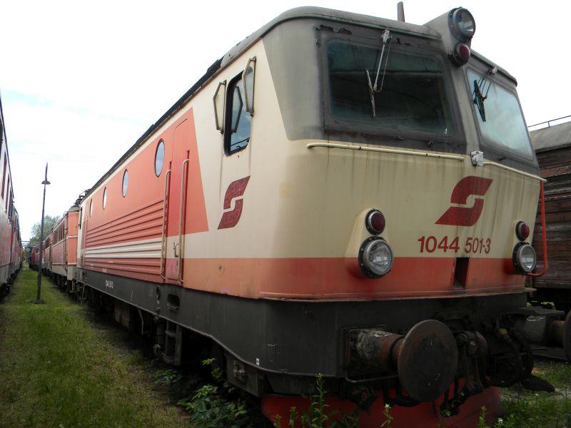 Eisenbahnmuseum Strasshof 18396563gj