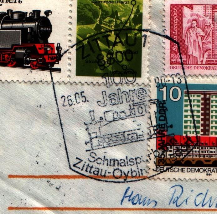 Das Eisenbahnthema im Stempel 18782339sp