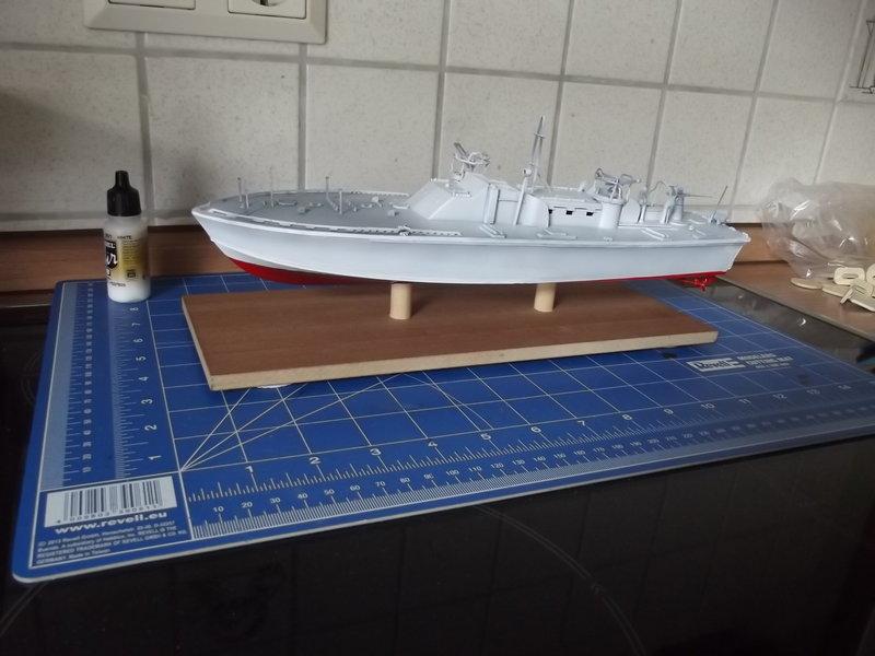REVELL 00026 Torpedo Boat PT 167 (aka 109) im Maßstab 1:72 18812814up