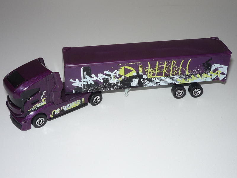 N°340 Concept Truck Container 18831681nw