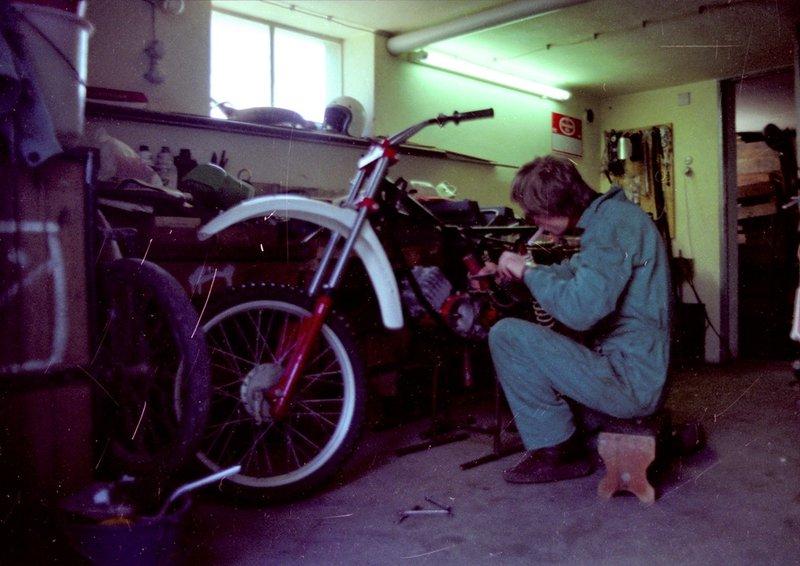 Wullink Motocross Puch 18885021zs