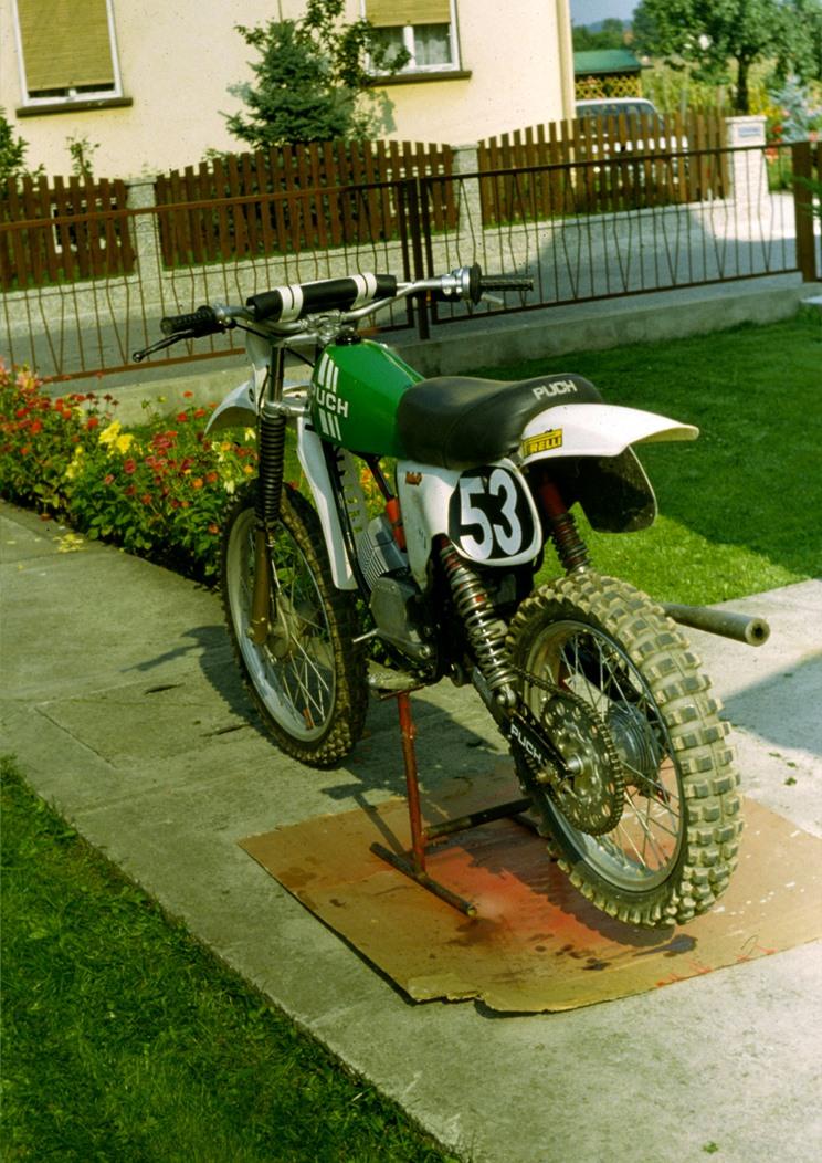 Wullink Motocross Puch 18885329te