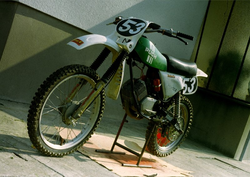 Wullink Motocross Puch 18885331qf