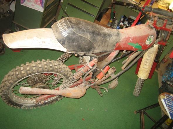 Wullink Motocross Puch 18885457kd