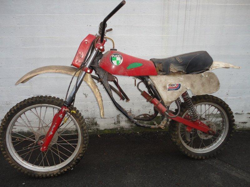 Wullink Motocross Puch 18885459vu