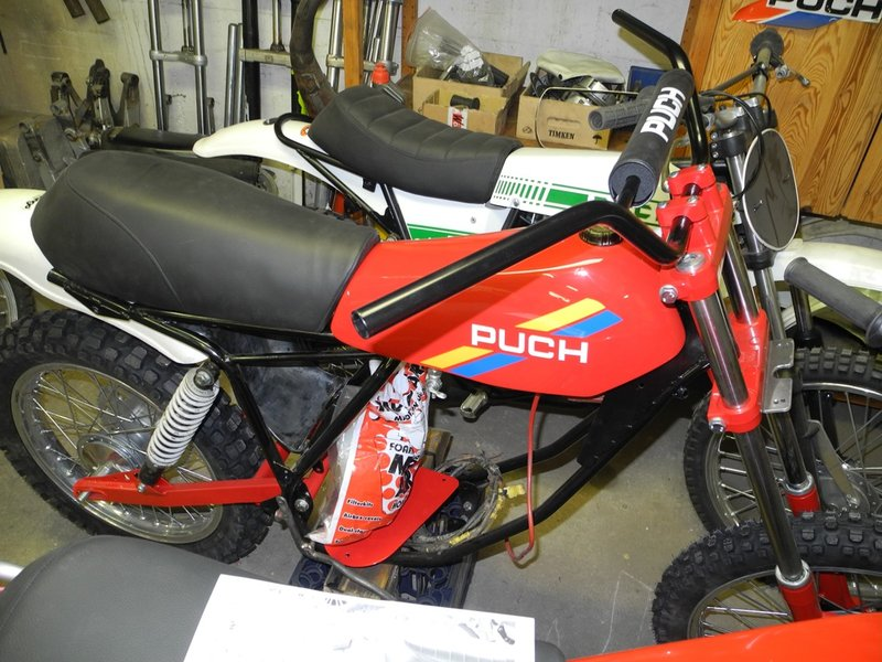 Wullink Motocross Puch 18885515gq