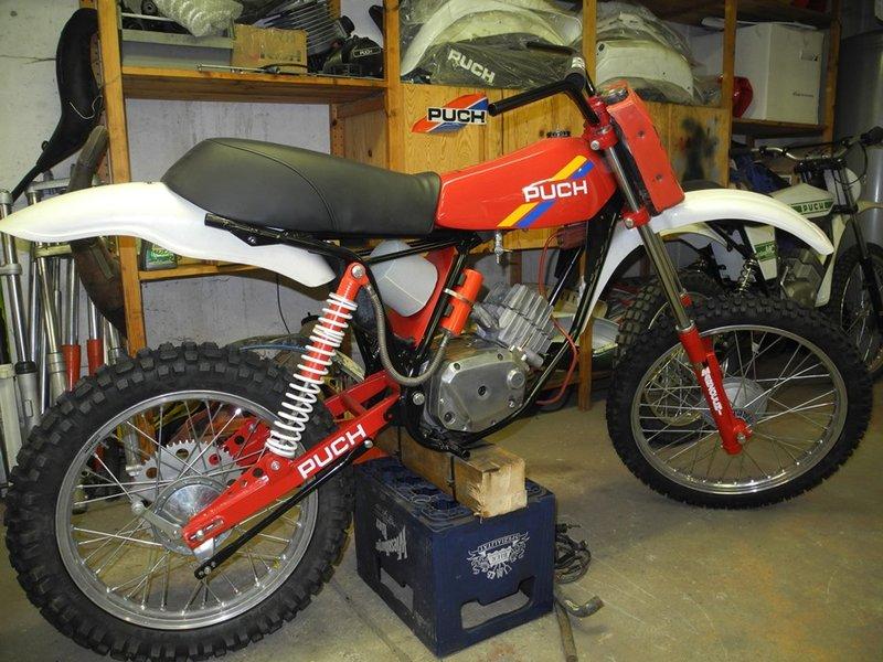 Wullink Motocross Puch 18885516sn