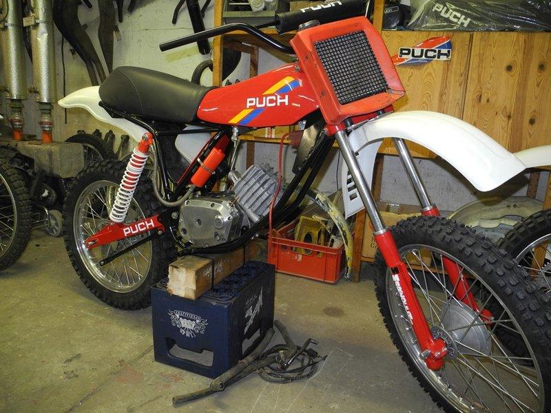 Wullink Motocross Puch 18885518uo