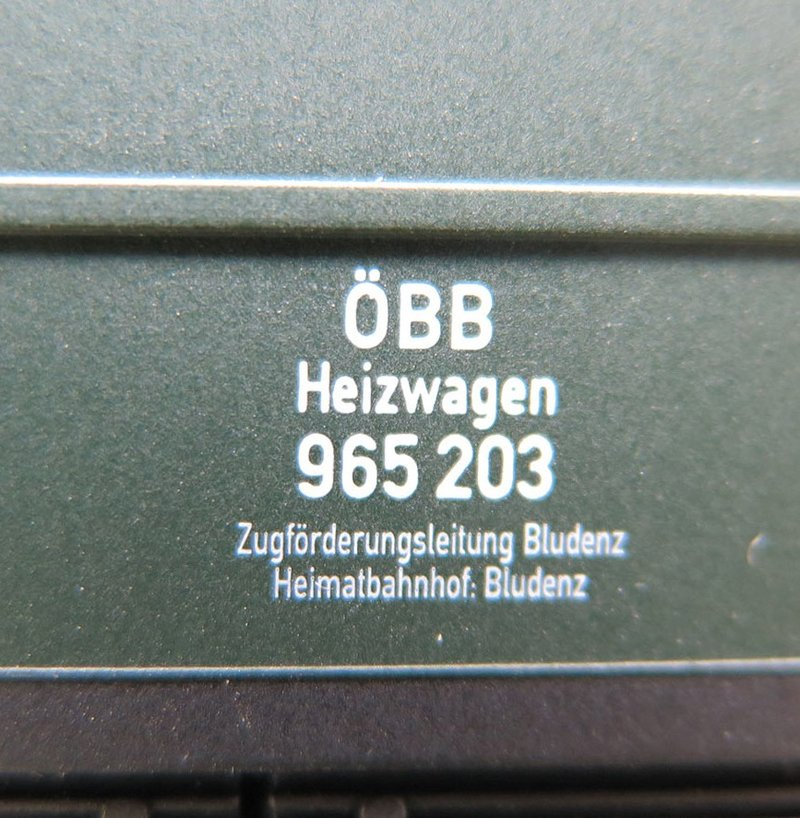 Heris-Heizwagen der ZFL: Bludenz 19151346xq