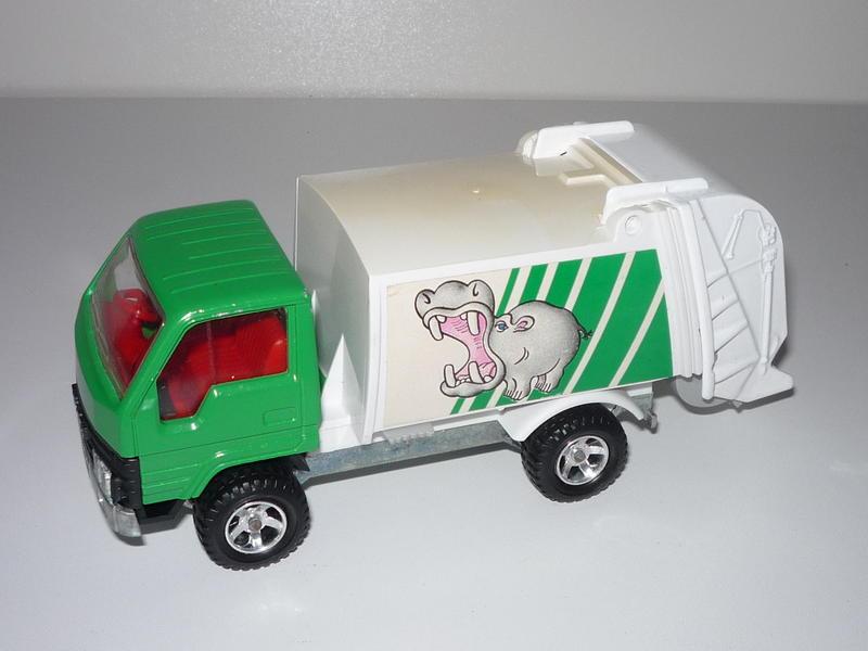 N°3037 Toyota Benne ordures 19632292sv
