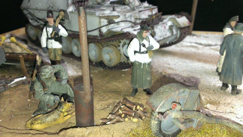 Winterdiorama Niederschlesien Februar 1945 19699025pg