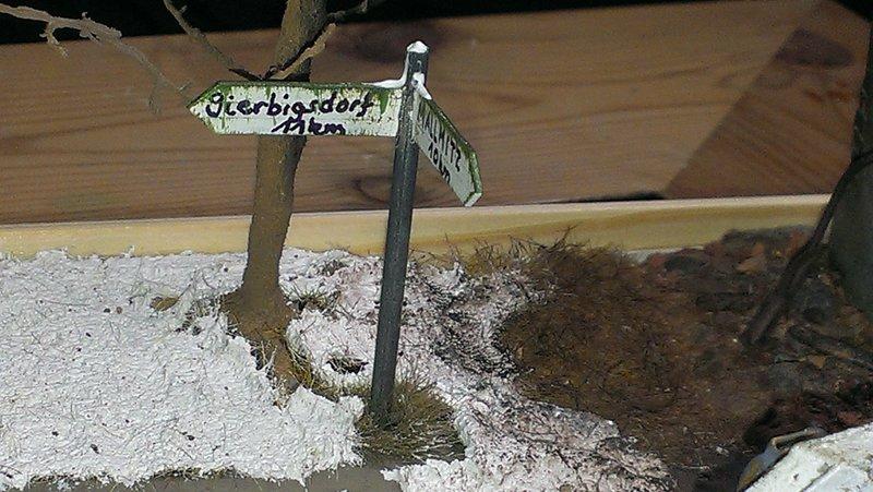 Winterdiorama Niederschlesien Februar 1945 19699032ih