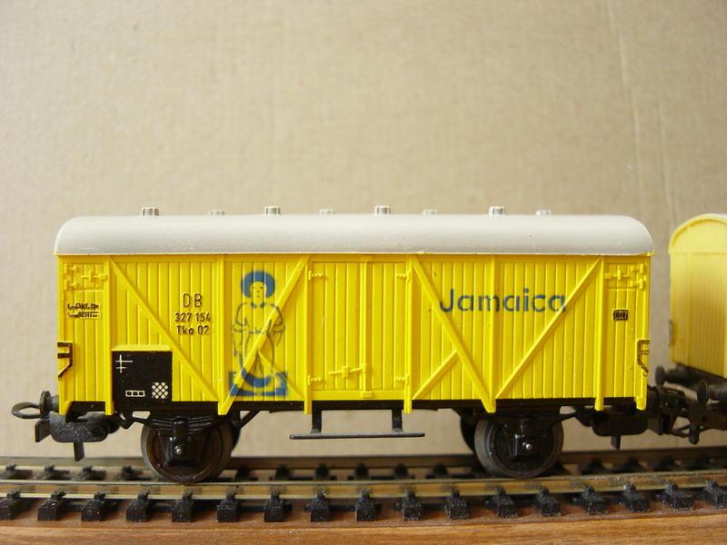"""Bananenwagen """"Jamaica"""" (MÄRKLIN) 19870737xq"""