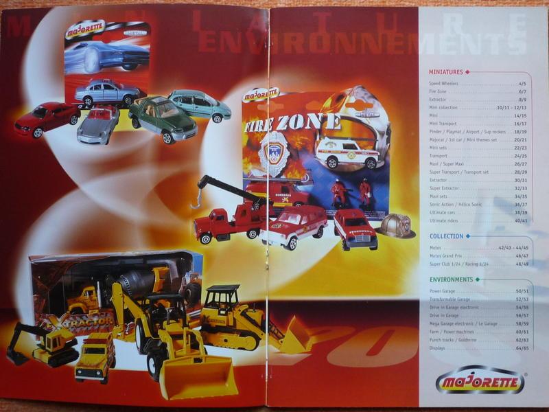 2001 DIN-A-4 Catalogue 20282967rw