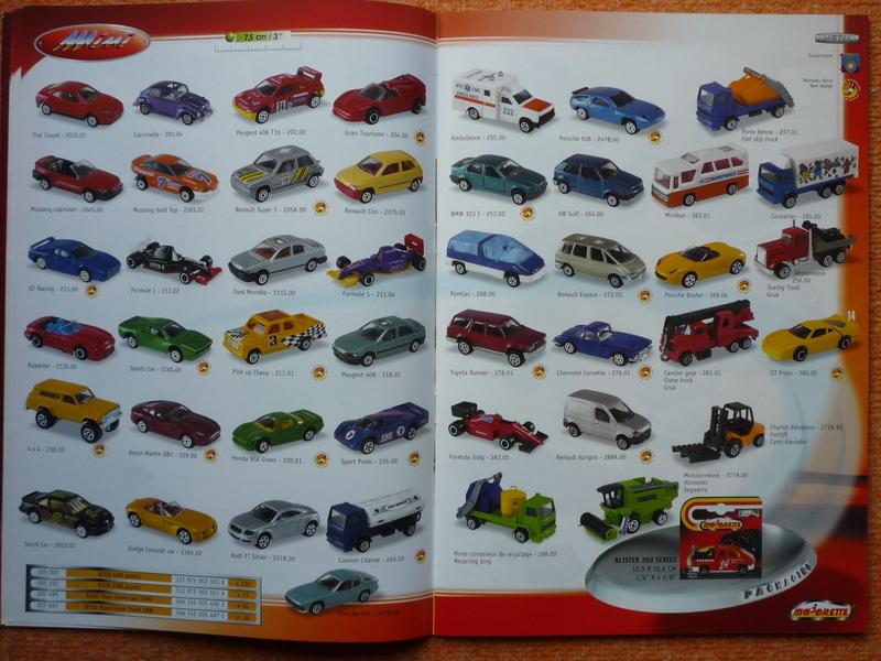 2001 DIN-A-4 Catalogue 20283142tu