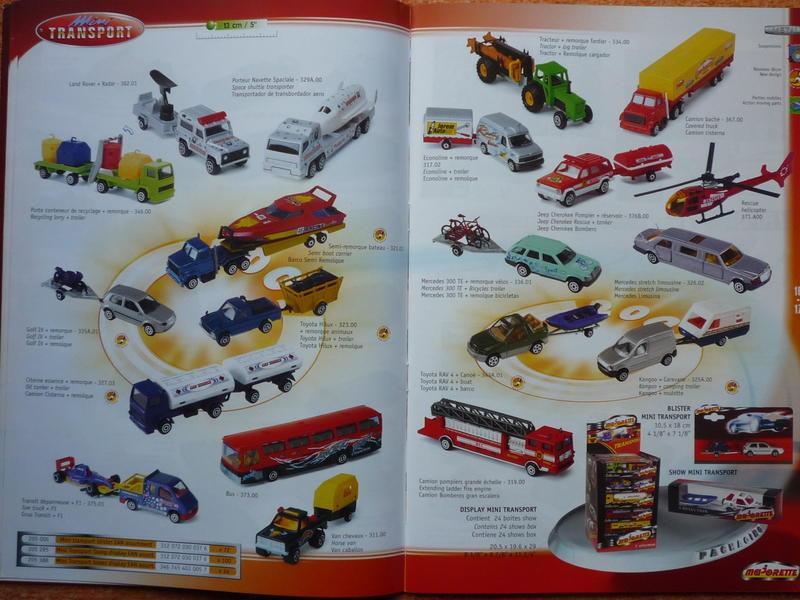2001 DIN-A-4 Catalogue 20283143zj