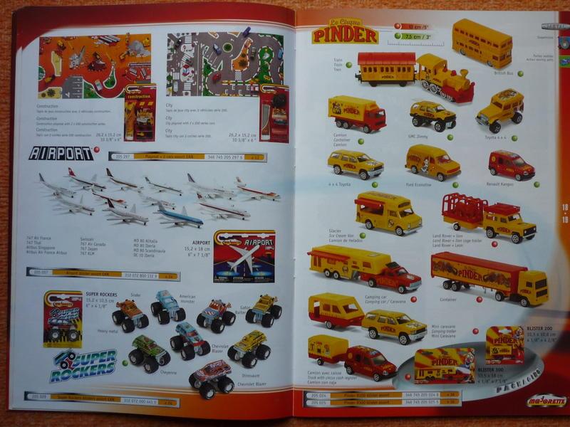 2001 DIN-A-4 Catalogue 20283144cg