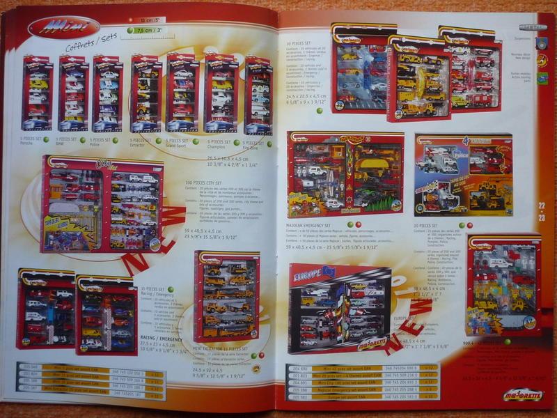 2001 DIN-A-4 Catalogue 20283146wr