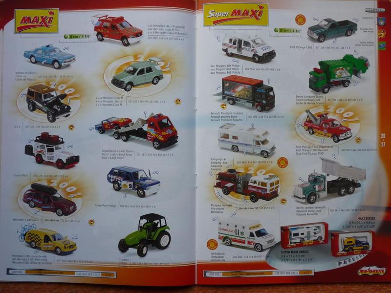 2001 DIN-A-4 Catalogue 20283148yi