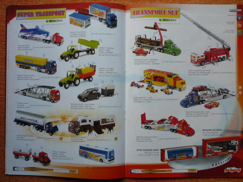 2001 DIN-A-4 Catalogue 20283149ng