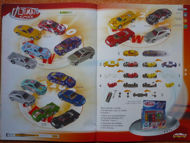 2001 DIN-A-4 Catalogue 20283163nw