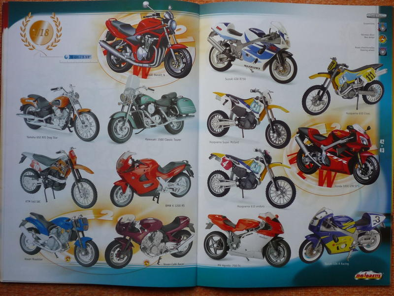 2001 DIN-A-4 Catalogue 20283165gk