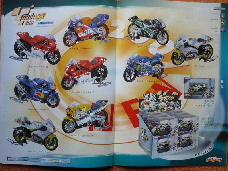 2001 DIN-A-4 Catalogue 20283168vm
